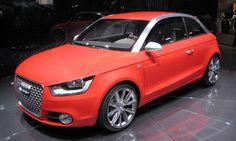Audi metroproject quattro concept - Audi A1 - Wikipedia