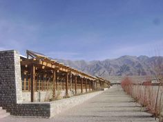 Druk White Lotus School, Northern India - Arup Associates
