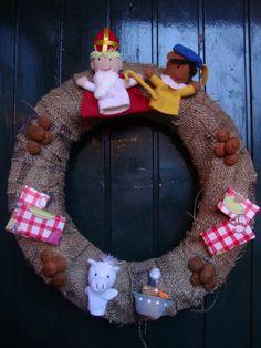 Sinterklaas decoratie 19