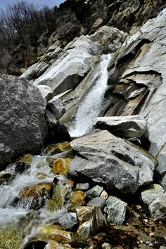 Lisa Falls is a short and easy hike in Little Cottonwood Canyon to a waterfall that cascades along the sheer face of a quartz monzonite cliffs. Summer Programs For Kids, Cottonwood Canyon, Waterfall Hikes, Utah Hikes, Canyon Road, Best Hikes, Round Trip, Day Hike, Summer Travel