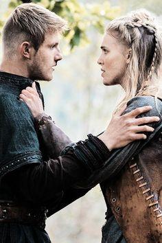 Vikings: Bjӧrn & Porunn