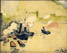 Vue de la Tamise (1906)