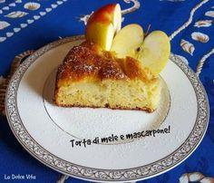 torta di mele e mascarpone - Cookaround forum