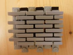 wall technique no3: no laying nor cutting!   by legostrator