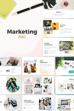 Marketing Powerpoint Presentation is inspired design for the marketing age, we know the transition of marketing so we create a perfect template for you. Research Presentation, Marketing Presentation, Business Presentation, Presentation Design, Professional Presentation, Powerpoint Themes, Powerpoint Presentation Templates, Keynote Template, Marketing Plan Template