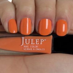 Cody | Julep | Cantaloupe orange créme