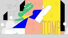 201_LizardStomp | por Buck Design