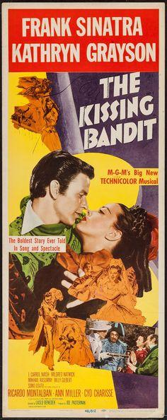 The Kissing Bandit(1948)