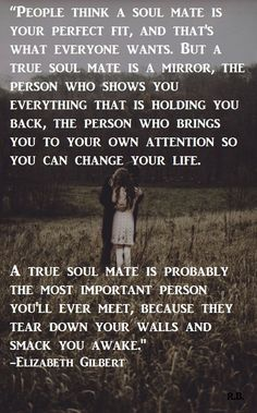 Soulmate And Love Quotes: I think he's my soul mate. Maybe we're not meant to be together, but we . - Hall Of Quotes Now Quotes, Life Quotes Love, Great Quotes, Quotes To Live By, Inspirational Quotes, Fear Of Love Quotes, Rekindled Love Quotes, Cant Sleep Quotes, True Love Poems