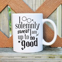 Harry Potter Inspired Coffee Mugs - 9 Designs