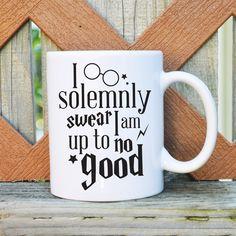 Harry Potter Inspired Coffee Mugs - 9 Designs