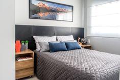 Decoração de quarto para apartamento pequeno