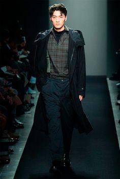 Bottega Veneta Fall Winter 2015: Milan Menswear Fashion Week