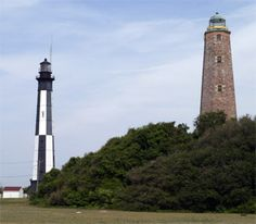 CAPE HENRY LIGHTHOUSE, VA  Another one on a military base. Car searched before entering. Nice day still. Good pics taken.