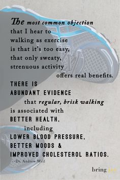 is walking enough to lose weight? // bring-joy.com #exercise #weightloss