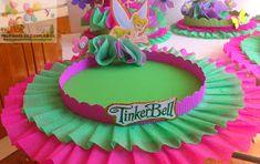 DECORACIONES INFANTILES: octubre 2012 Tinkerbell Party, Birthday Cake, Birthday Parties, Ideas Para Fiestas, Diy Party Decorations, Princess Party, Baby Shower, Ideas Cumpleaños, Party Ideas