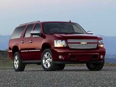 Kelley Blue Book's Top 10 Best Family Cars of 2013 (Includes 2013 Chevrolet Suburban 1500