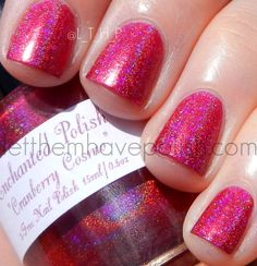 Enchanted Polish, Cranberry Cosmo ***#1 ISO!!***