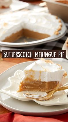 Pie Recipes, Fall Recipes, Sweet Recipes, Baking Recipes, Dessert Recipes, No Bake Desserts, Just Desserts, Delicious Desserts, Yummy Food