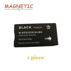 Big sale US $16.70  Black For HP 953 Ink Cartridge Full ink For HP Officejet Pro 7740 8210 8218 8710 8715 8718 8719 8720 8725 8728 8730 8740 printer  #Black #Cartridge #Full #Officejet #printer  #OnlineShop