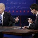 Vice Presidential Debate, Biden vs. Ryan, or the Fool vs. the Wise Man