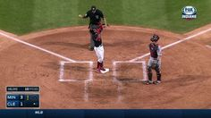 MLB - YouTube (9/28/2015): Francisco Lindor's (Cleveland Indians) 11th Home Run (Solo HR) of 2015 Season (11th MLB Career Home Run) @ Progressive Field, Cleveland Indians.