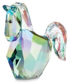 Beautiful Crystal Figurines, Swarovski Horse.