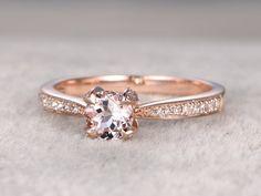 Grey Moissanite And Vintage Diamond Collet Ring Dream Wedding