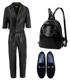 """Untitled #16"" by hessa-2009 on Polyvore featuring Petar Petrov and Gucci"