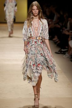 Etro Spring/Summer 2015 Ready-To-Wear | British Vogue