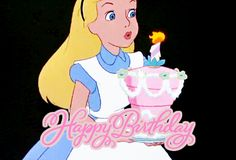 beautiful-disney-happy-birthday-cake-wishes-pink-animated-gif.gif (500×339)