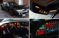 KITT from Knight Rider..yeah like we all didn't want this car back in the day...don't judge.