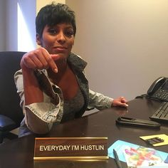 Tamron Hall - See below. Current mood lol. Hope your day is great xxx