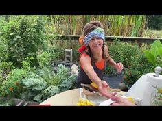 Join us in the garden to make a delicious and healthy pineapple salsa -- and enjoy some fun facts!