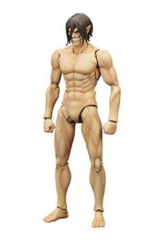 Attack on Titan Eren Yeager Titan Ver. Non Scale Plastic model Kotobukiya http://www.amazon.com/dp/B00OPPX1HA/ref=cm_sw_r_pi_dp_MDYlvb0BQ64QC