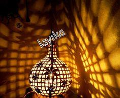 layıka'nın su kabağı lambaları