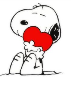 snoopy valentine cartoon