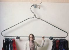 truly wish this was my clothes rack. Tommy Roberts by Paul Gorman by warymeyers blog, via Flickr.