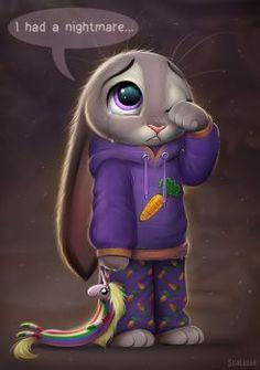 Little Judy by Krrrokozjabrra