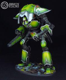 Titan err Knight War