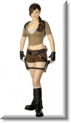 Born on February 14, 1968, Lara Croft is a British video game character and Amazonian heroine in the Tomb Raider series of video games, movies,...