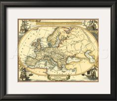 Nautical Wall Art| Map Art