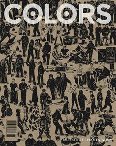 COLORS 88 – Protest   Blog   COLORS Magazine