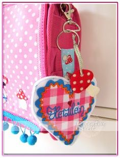 Another bag for a little girl