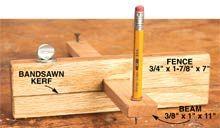 30-Minute Marking Gauge - Popular Woodworking Magazine