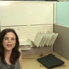 Trish talks about a private work space built of cubicle panels #private #privatespace #workspace #cubicle #panelsystems #panels #furniture #assembly #inspirational #deliver #receptiondesk #manager #design #grateful #desk #reveal #maker #project #final  Blue Tag Office Ltd. ph: 1 888 264 2824 https://www.bluetagoffice.ca Quality office furniture for very cheap! Lowest price guaranteed or we will beat the difference by 10%