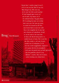 'Brug'   poster   Antwerpen   B  