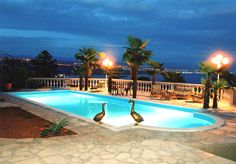 Luxurious accommodation Opatija Relaxing Holidays, High Class, Homeland, Croatia, Terrace, Villa, Swimming Pools, Elegant, Luxury