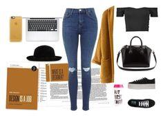 """Senza titolo #363"" by spacciosupra on Polyvore featuring moda, Jeffrey Campbell, Givenchy e Casetify"