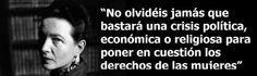 Abel Martin Machado Hace mas de 30 años Simone de Beauvoir ya lo profetizó!